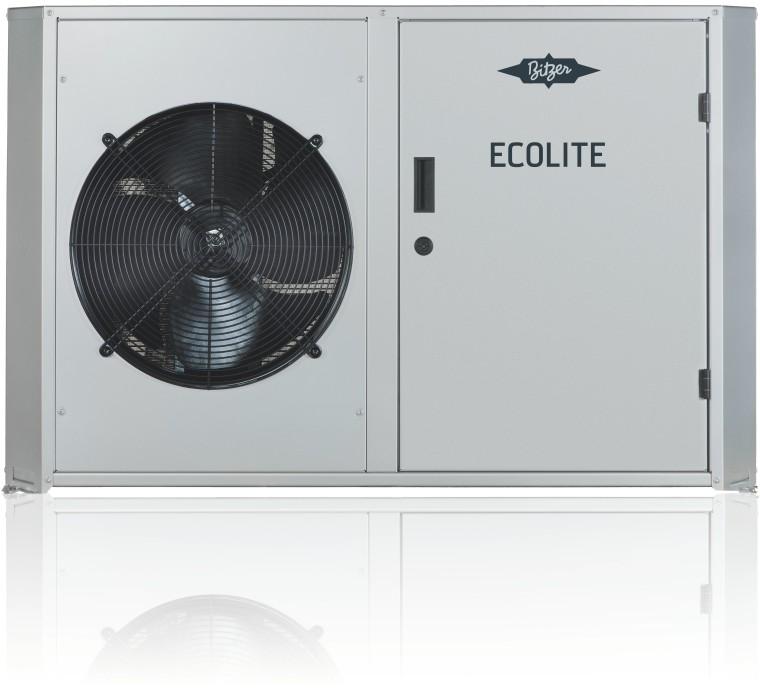 ECOLITE – Новые компрессорно-конденсаторные агрегаты от BITZER